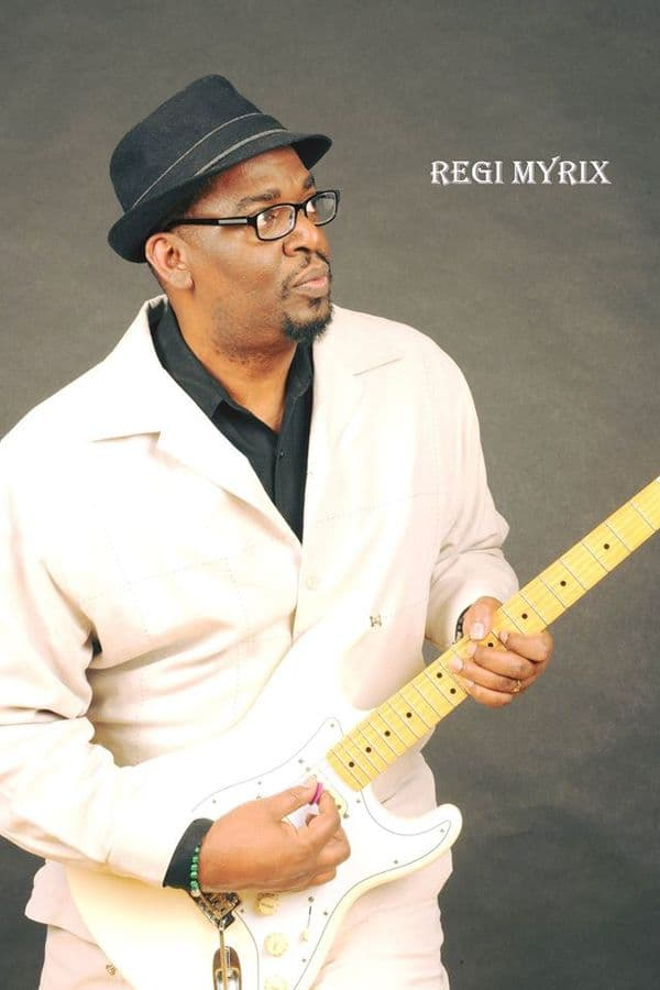 REGI MYRIX Presents HIL ST. SOUL - IN MY GROOVE.   SOLD OUT